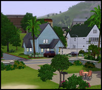 Neighbourhood in The Sims 3