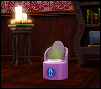 The sims 3 toddler potty