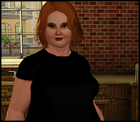 A Fat Sims - The Sims 3