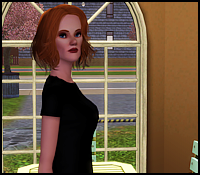 A Skinny Sims - the sims 3